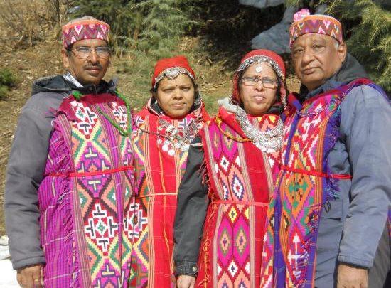 Traditional Himachal Pradesh Dresses Wikinow